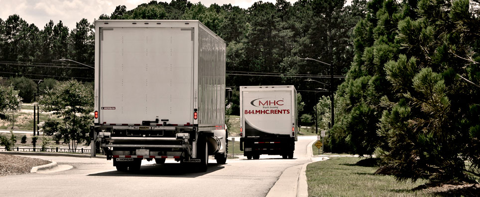 MHC Rental Box Trucks